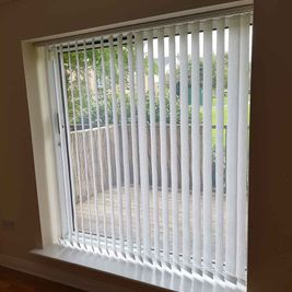 89m/m vertical blinds